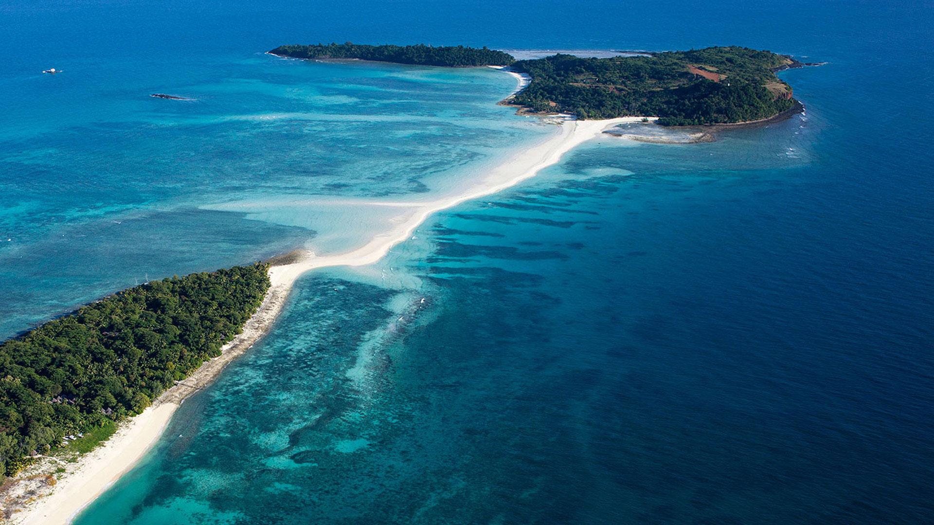 Andilana Beach Resort Nosy Be Luxury Hotel Madagascar