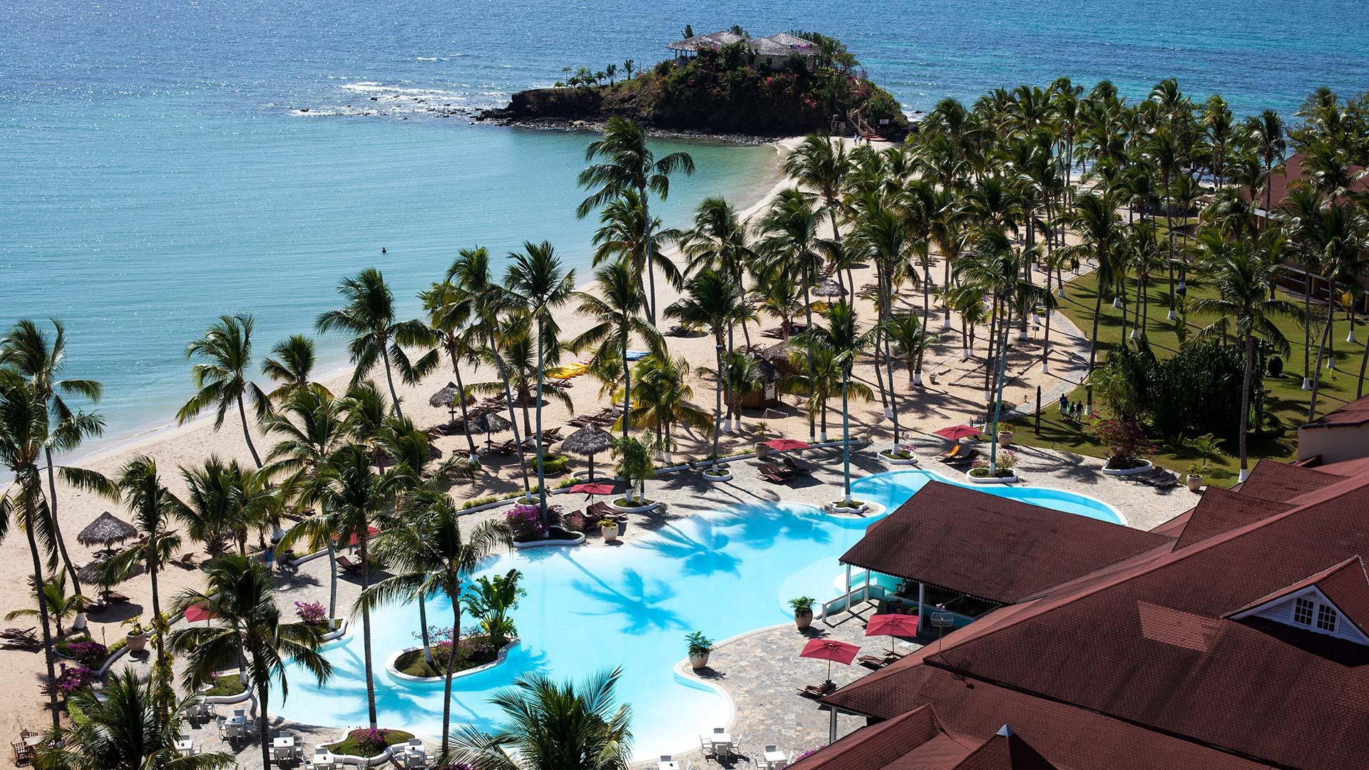 resort avec piscine madagascar hotel piscine nosy be